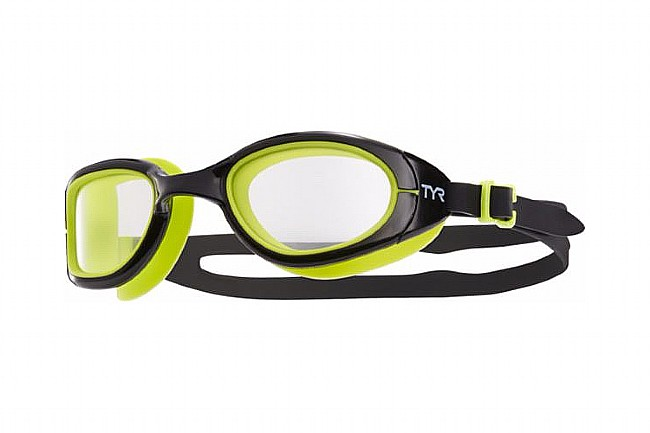 TYR Sport Special Ops 2.0 Transition Goggles Lime Green/Black