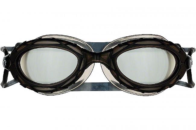 TYR Sport Nest Pro Goggle Black Frame/Smoke Lens