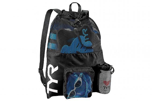 TYR Sport Big Mesh Mummy 3 Backpack BLACK