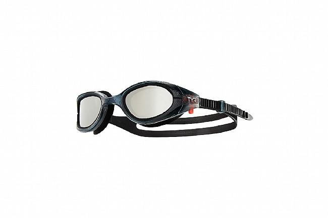 TYR Sport Special Ops 3.0 Polarized Goggle Sliver/Smoke/Black