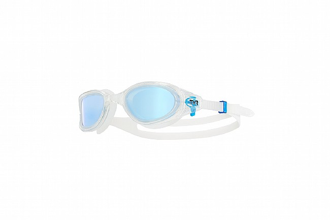 TYR Sport Special Ops 3.0 Polarized Goggle Blue/Clear/Clear