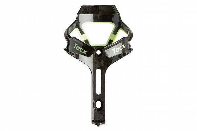 Tacx Ciro Bottle Cage Gloss Yellow Fluo