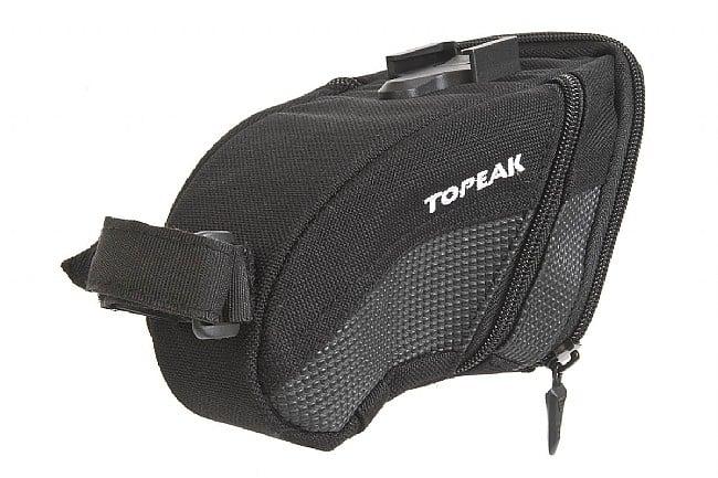 Topeak Aero Wedge Pack - Quick Click Fixer Aero Wedge Pack (medium shown)