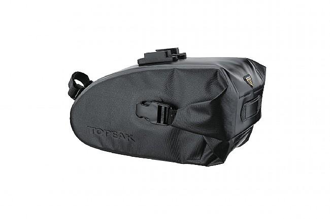 Topeak Wedge Dry Bag - QuickClick Black- Large