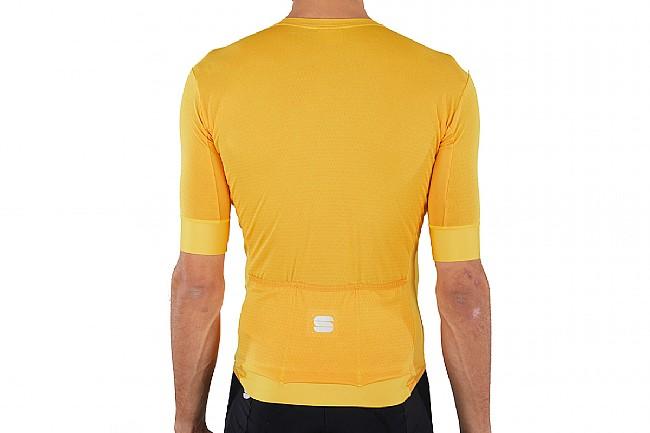 Sportful Mens Monocrom Jersey Yellow