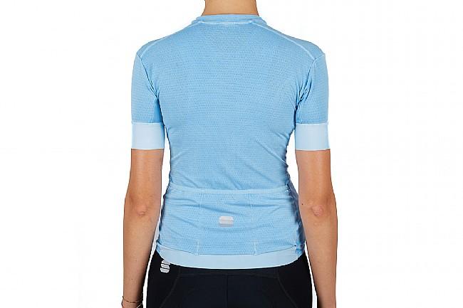 Sportful Womens Monocrom Jersey Blue Sky