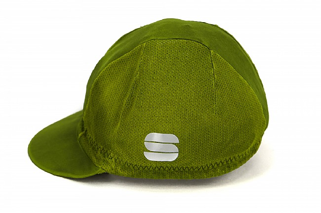 Sportful Monocrom Cap Dry Green - One Size