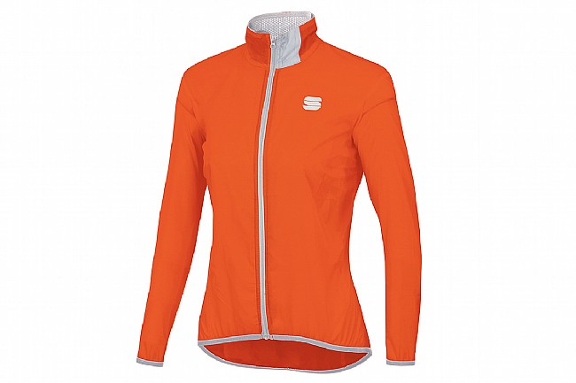 Sportful Womens Hot Pack Easylight Jacket Orange SDR