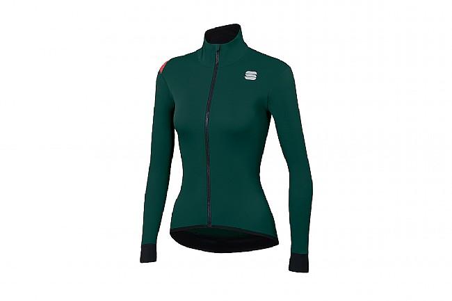 Sportful Womens Fiandre Light NoRain Jacket Sea Moss
