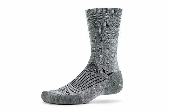 Swiftwick Pursuit Seven Merino Wool Sock Heather