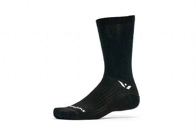 Swiftwick Performance Seven Sock Black - Medium