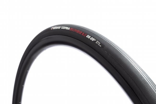 Vittoria Corsa G2.0 Tubular Tire Black