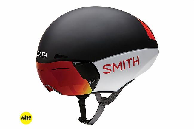 Smith Podium TT MIPS Helmet Matte Red/White/Black