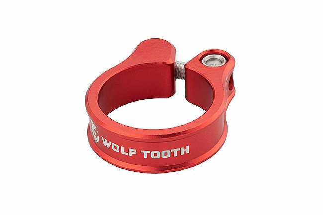 Wolf Tooth Components Seatpost Clamp Red