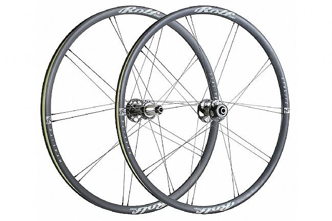 Rolf Prima Hyalite ES Gravel/Adventure Disc Wheels Front CL Disc - 12mm Thru Axle