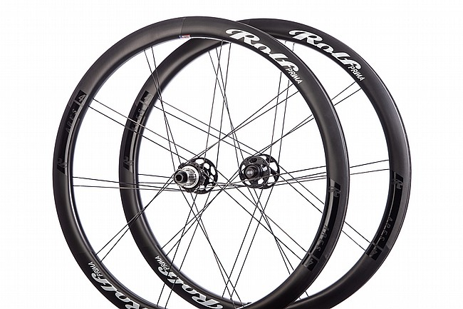 Rolf Prima ARES4 Carbon Disc Brake Wheelset Rolf Prima 2018 Ares4 Disc Carbon Clincher Wheelset