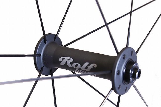 Rolf Prima VIGOR ALPHA Stealth Wheelset Rolf Prima VIGOR ALPHA Stealth Wheelset
