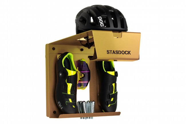 Stasdock Bike Storage Dark Gold