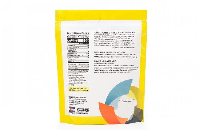Tailwind Nutrition Endurance Fuel Lemon Nutrition Facts (30 Servings)