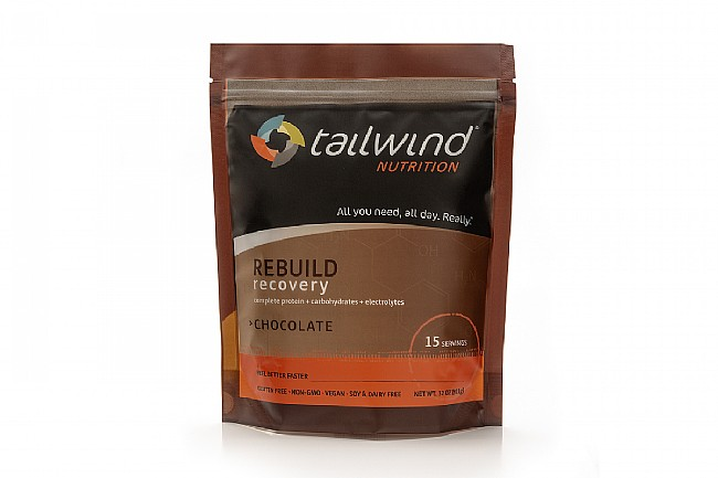 Tailwind Nutrition Rebuild Recovery (15 Servings) Chocolate