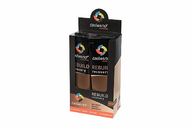 Tailwind Nutrition Rebuild Recovery (12 Single Servings) Chocolate