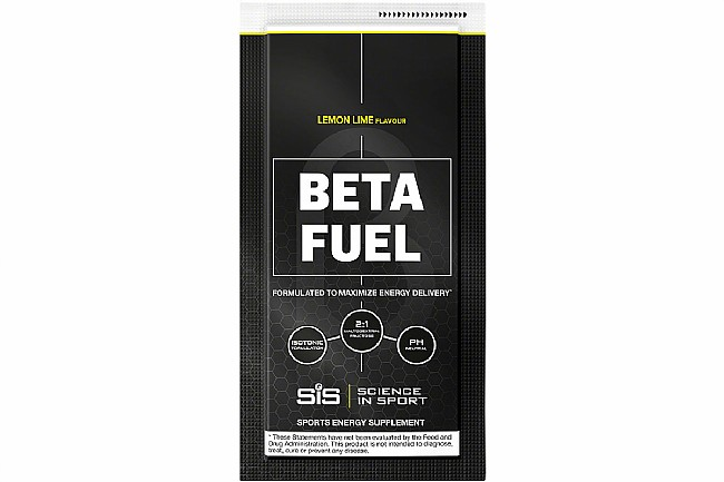 Science In Sport Beta Fuel (15 Pack) Lemon and Lime