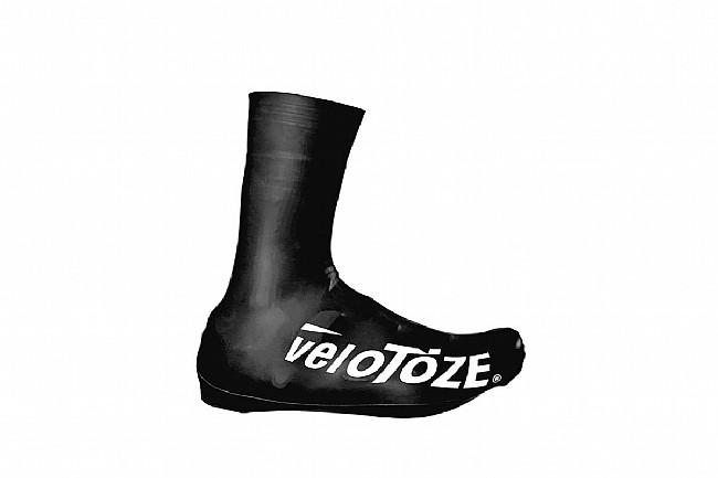 Velotoze Tall Shoe Cover Road 2.0 Black