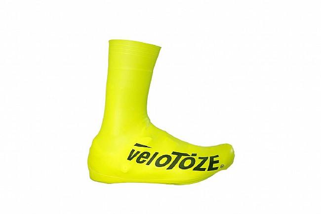 Velotoze Tall Shoe Cover Road 2.0 Viz-Yellow