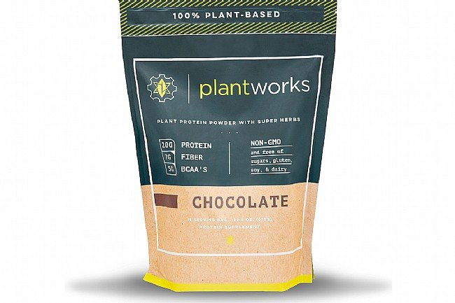 Plant Works Nutrition Plant Protein Powder (15 Servings) Chocolate