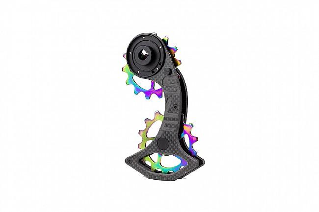 SLF Motion Midsize-Hyper Crit System SRAM AXS - Oil Slick