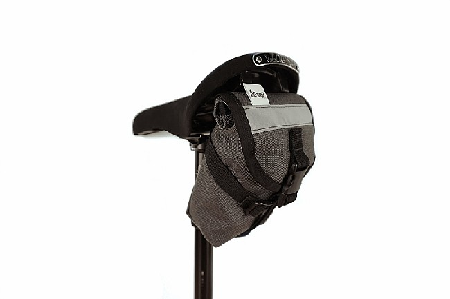 Road Runner Drafter Saddle Bag Grey - One Size