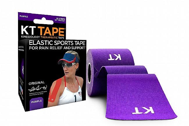 KT Tape Original Cotton Precut 10 Inch - Purple