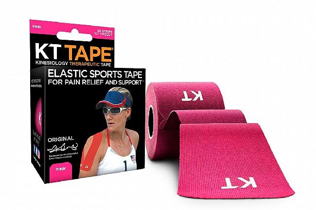 KT Tape Original Cotton Precut 10 Inch - Pink