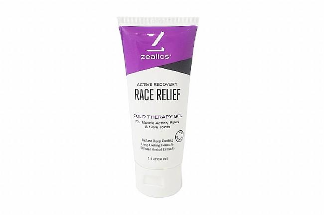 Zealios Race Relief Therapy Muscle Gel Zealios Race Relief Therapy Muscle Gel