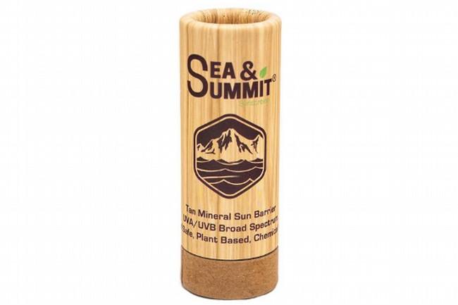 Sea & Summit SPF 50 Tan Mineral Sunscreen Face Stick