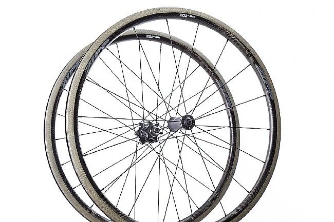 Zipp 202 NSW Carbon Clincher Wheelset Pair - Shimano