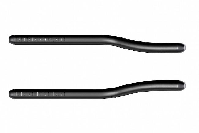 Zipp Vuka Alumina Evo Extensions 70mm Rise, 22.2 Clamp, 360mm Length