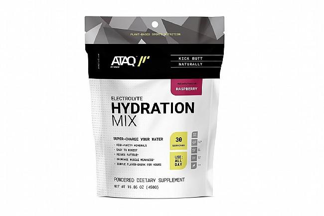 ATAQ Electrolyte Hydration Mix Raspberry - 30 servings
